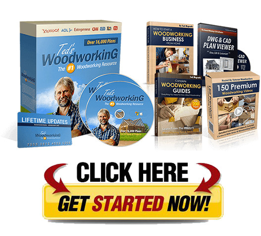 Download Ted's Woodworking 16,000 Plans PDF