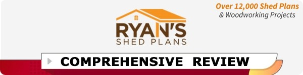Ryan's Shed Plans Review