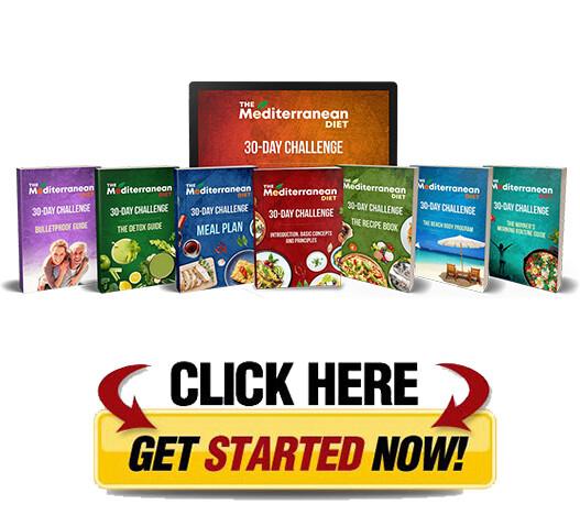 Download The Mediterranean Diet 30-Day Challenge PDF